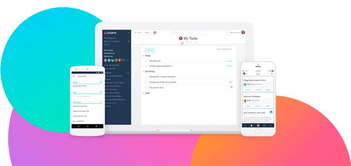 Asana, una aplicació pel treball en equip