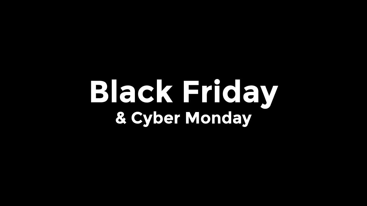 Què és el Black Friday? Què és el cyber monday?