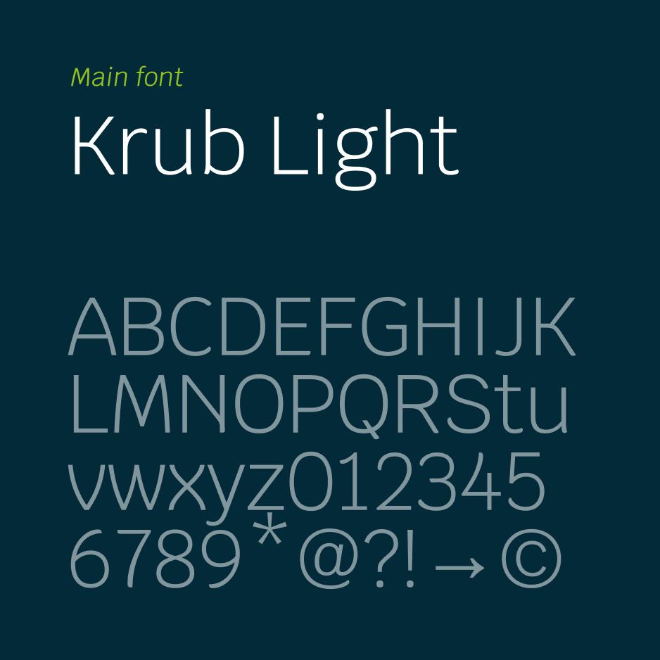 Compoxi brand font