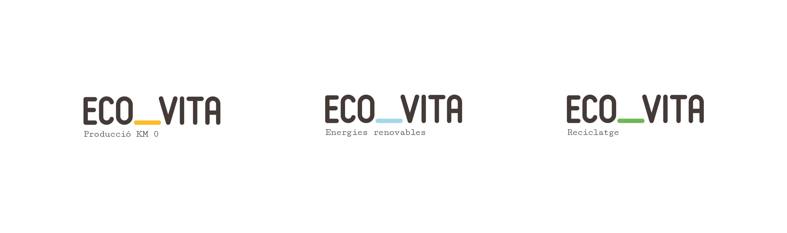 Logotips família ECO_VITA
