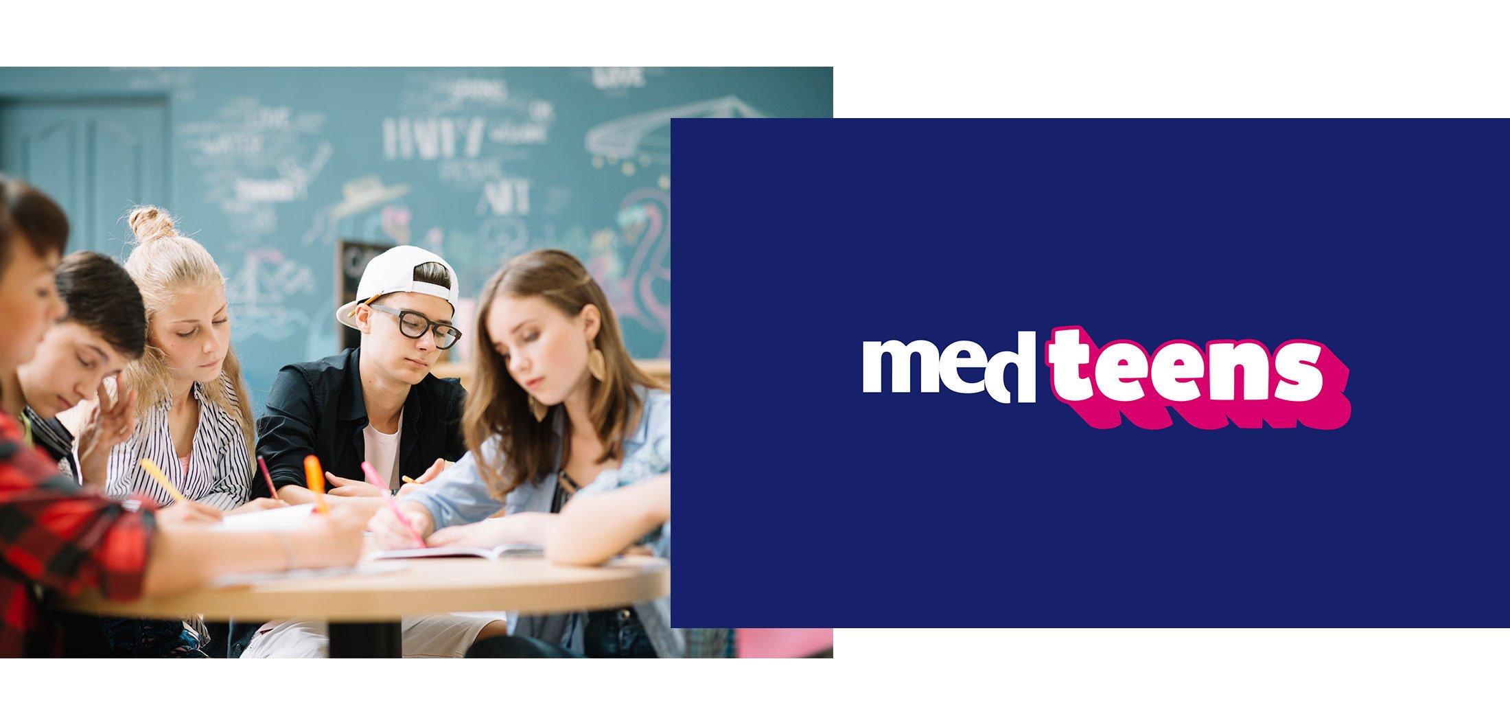 Marca MedTeens per adolescents