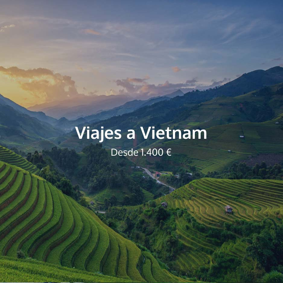Viatges a Vietnam, un dels destins en els que treballa Directia Travel